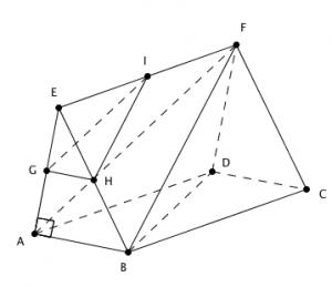 Geometrie espace prisme